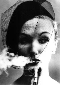 William Klein_Smoke and Veil