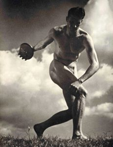The Discus Thrower