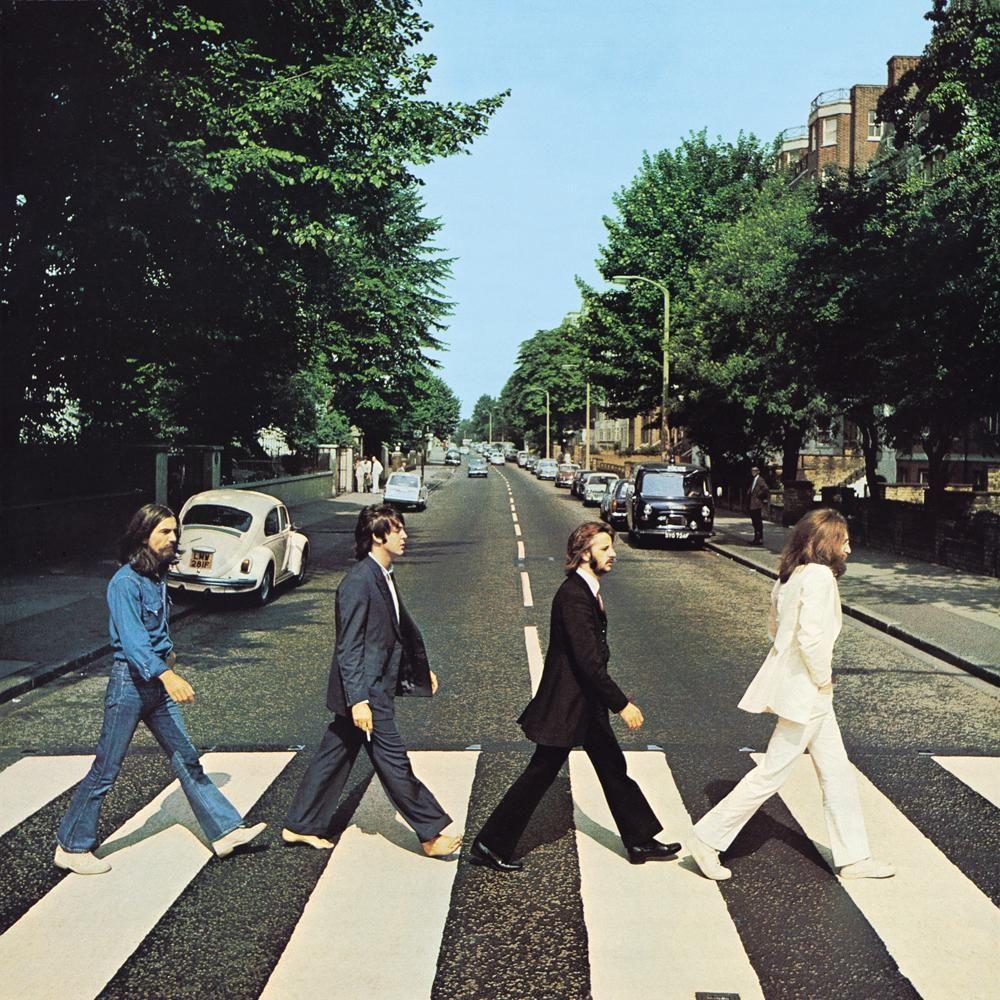 Abbey Road Iain Macmillan