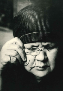 Portrait of Mother, Rodchenko