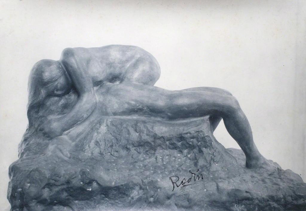 Rodin La Mort d'Adonis