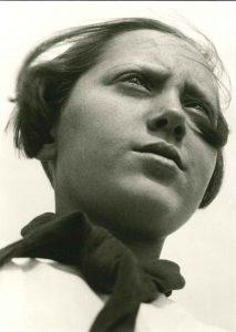 Pioneer Girl Rodchenko