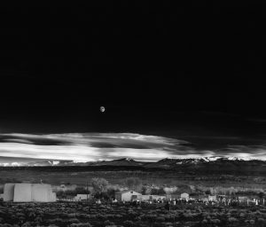 Moonrise Ansel Adams
