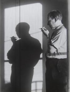 Portrait Composition (Pierre Minet), 1938