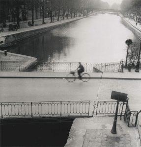 Pont de Paris (Sur le Canal Saint Martin), 1930/35