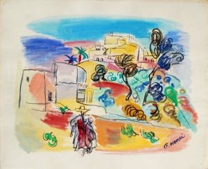 Paysage (Espagne)1940-50