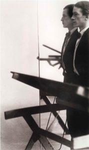 Portrait Composition (Charly)1928, photoemulsion on canvas 300 dpi