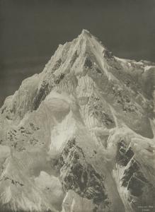 Vittorio Sella Zemu Glacier, 1899