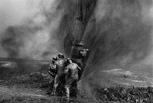 Salgado oil workers Kuwait