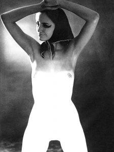 Sam Haskins November-Girl-Nude-Scarf