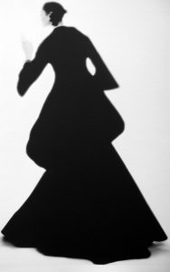Carmen, dress by Charles James, c. 1950s