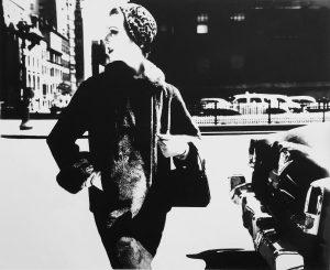 Park Avenue Woman 1954