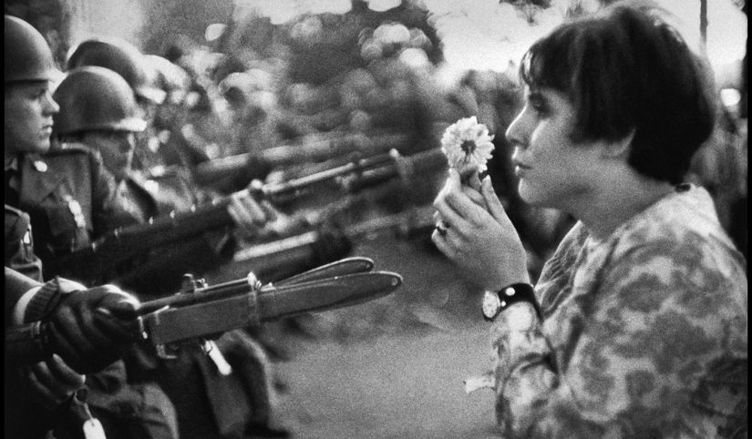 Marc-Riboud.-Young-American-girl