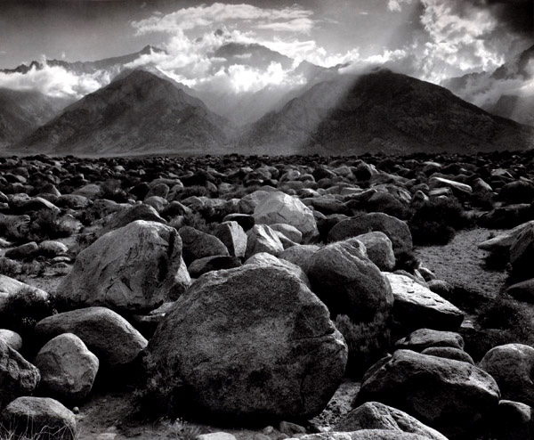Mount Williamson - Ansel Adams