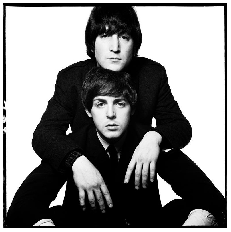 David Bailey Beatles
